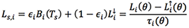 LST equation